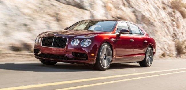 Bentley ������������ ����� ������ Flying Spur V8 S