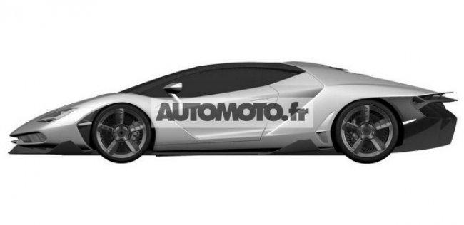 ������ Lamborghini Centenario ������������ �� ��������