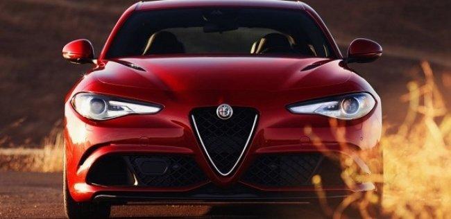����� ������ ������� �������� ���������� Alfa Romeo