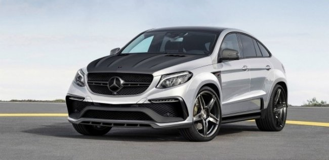 TopCar ���������� � ������ ���� ������� Mercedes-Benz GLE Coupe