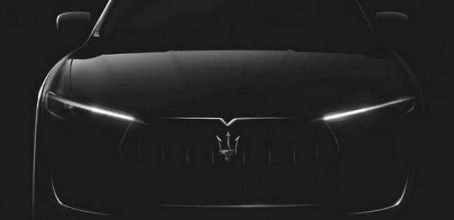 �������� Maserati �������� ����� ������� ������������