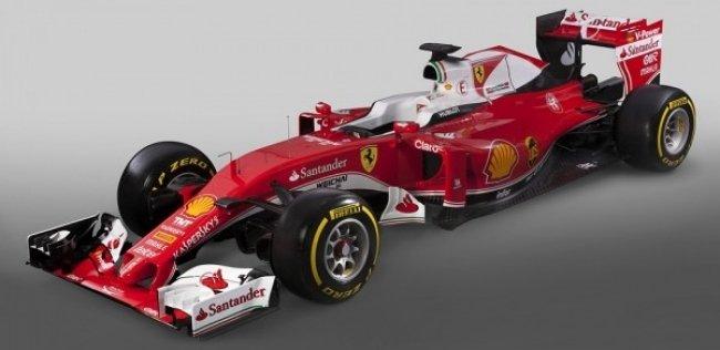 Ferrari �������� ����� ���� � ��������� ������ ������ �������-1
