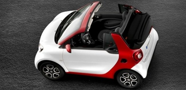 ��������� Smart Fortwo ������� ���������� ������