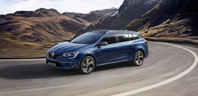 Renault ���������� ����� ������ Megane Estate