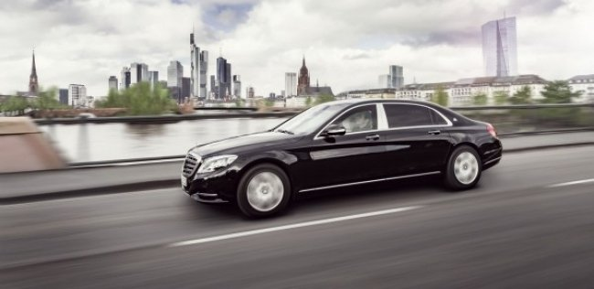 Mercedes-Maybach ������ ������������� S 600 Guard