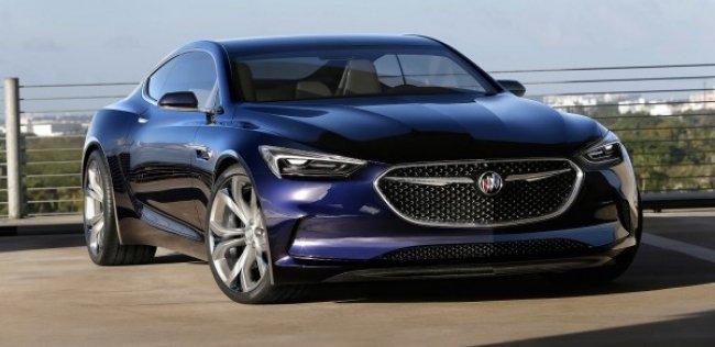 ������� Buick Avista ����� ����� �������������� ����