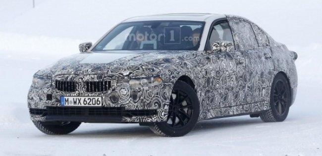 ��������� ��������� BMW 3 ����� �������� � 2017 ����