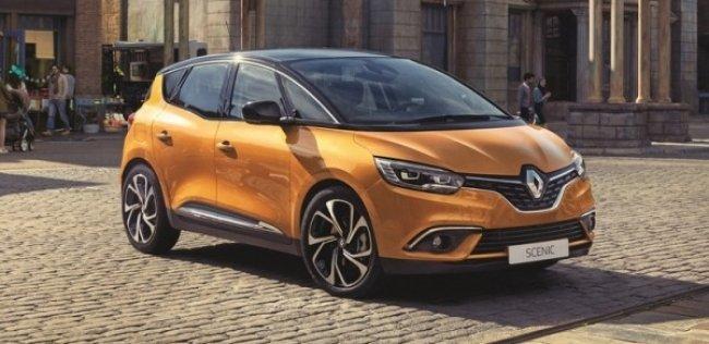 Renault �������� ������� ����� Scenic