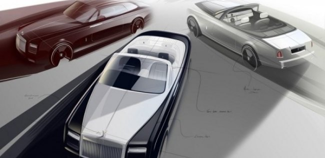 ����� Rolls-Royce Phantom ���������� � 2018 ����