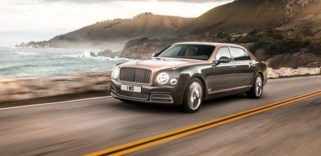 Bentley ���������� ����� Mulsanne