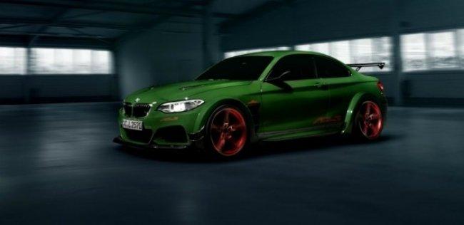 ������ ��������� 570-������� �������� �� ���� BMW M235i