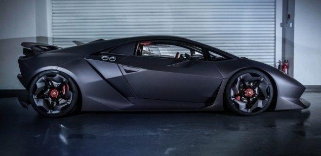 Lamborghini Sesto Elemento ������ � �������