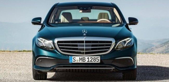 В Германии стартовал выпуск нового Mercedes-Benz E-Class