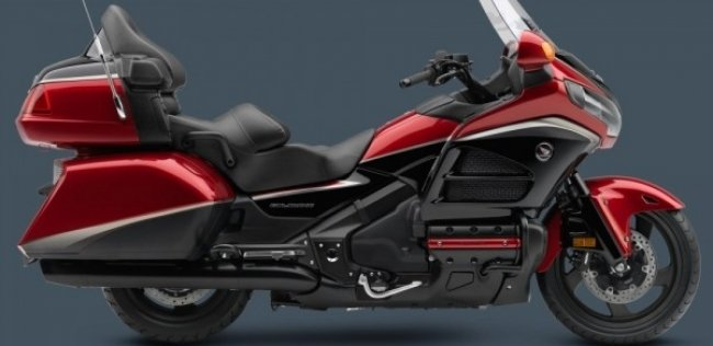 � 2017 ���� ��������� ����� ��������� Honda Gold Wing