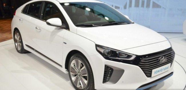 Hyundai ����������� IONIQ � ������