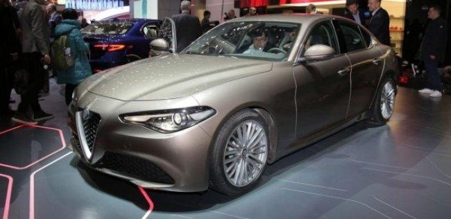 Alfa Romeo ��������� �������� ������� ������ ������ Giulia
