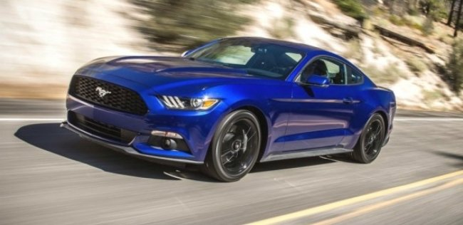 Ford �������� ����� Mustang �� ��� ���� ������ ����������� �����