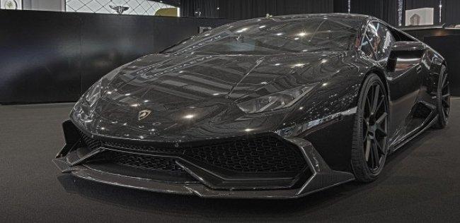 ������ ������� Lamborghini Huracan � ����� ������ � ���������� ������