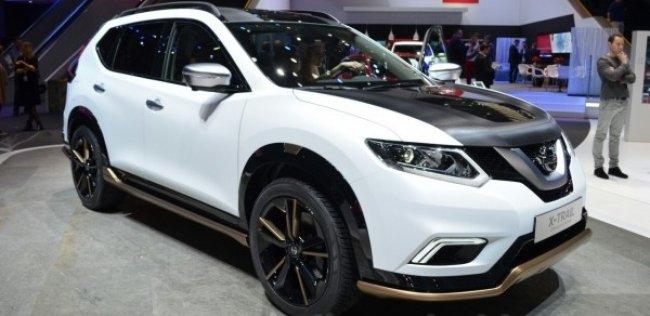 Nissan ������� ������� X-Trail Premium Concept