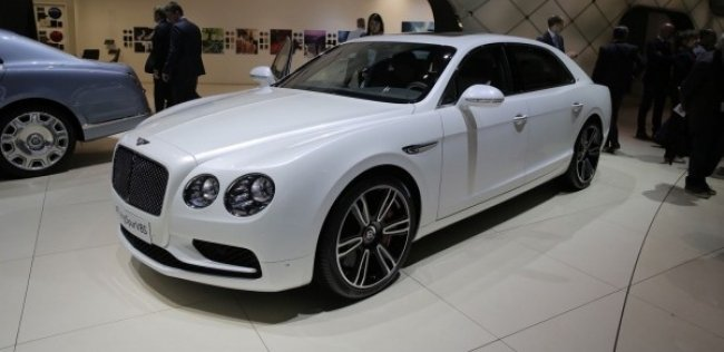 �������� Bentley ������������ ����� Flying Spur V8 S