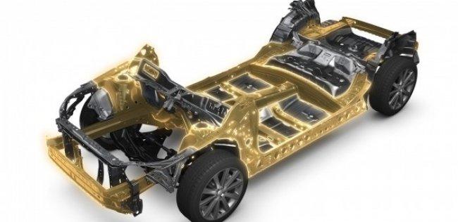 В Японии представлена платформа Subaru Global Platform