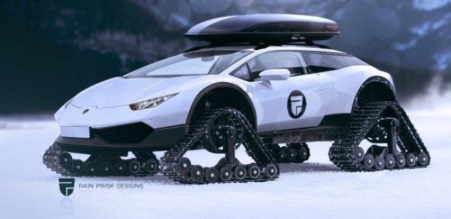 Lamborghini Huracan ���������� � ���������� ��������