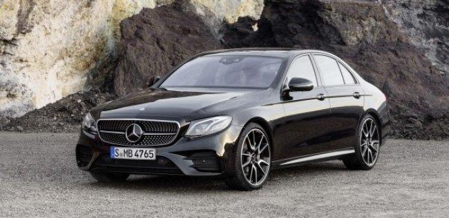 Mercedes представил спортивную версию нового E-Class