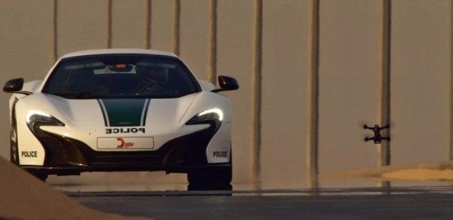������������ ������� ����� � ����������� ���������� McLaren