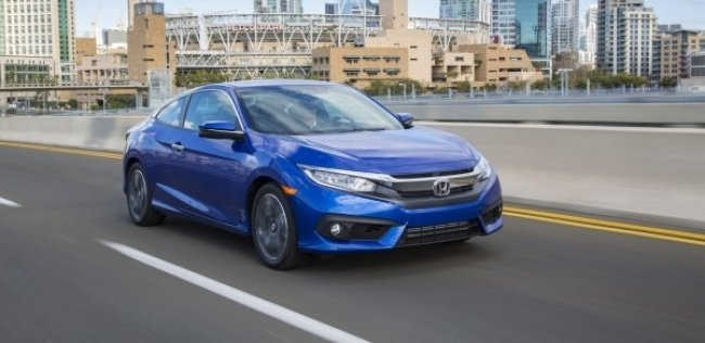 Honda �������� ���� �� ����� Civic Coupe