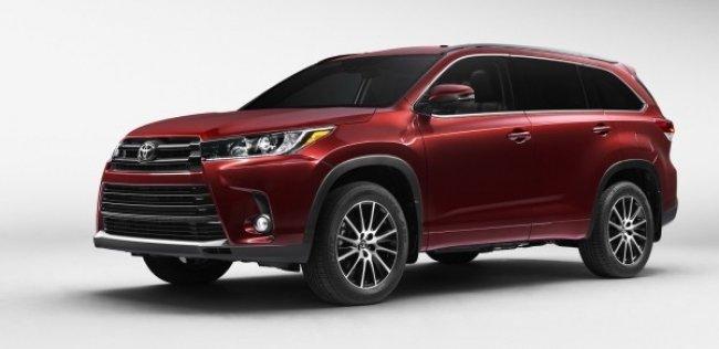 Toyota Highlander ������� 8-����������� ��������