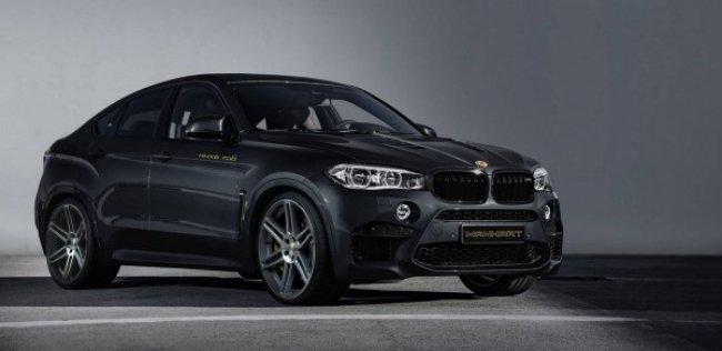 ������ Manhart ��������� 700-������� BMW X6 M
