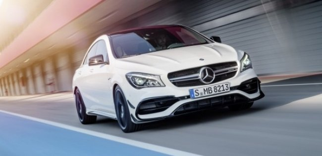 Mercedes-Benz ������������ ����������� CLA � CLA Shooting Brake