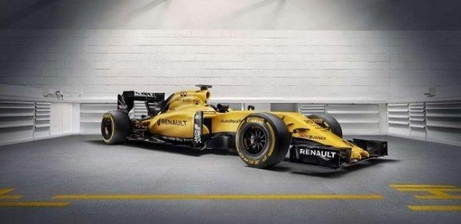 ������� �������-1 Renault �������� ��������� ������