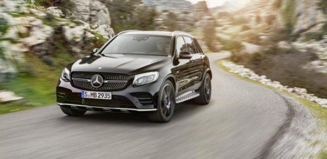 Кроссовер Mercedes GLC получил AMG-версию