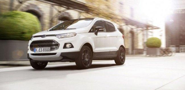 Ford EcoSport ������� �� �������� ������ � �������