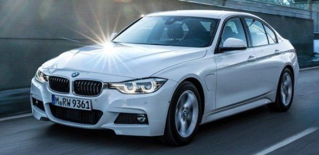 Летом стартуют продажи «экологичного» BMW 330e iPerformance