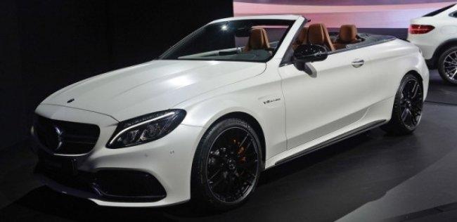 Кабриолет Mercedes-Benz C-класса получил 510-сильный мотор