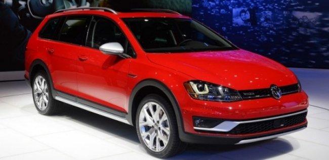 Volkswagen ���������� ������������ Golf Alltrack