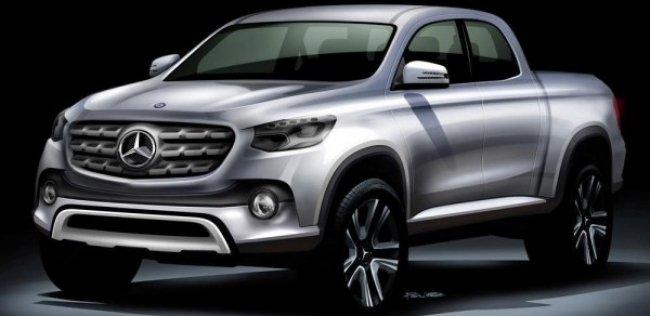 Пикап Mercedes-Benz не получит AMG-версию