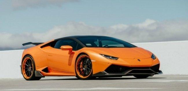 ���������� ������� ���������������� Lamborghini Huracan