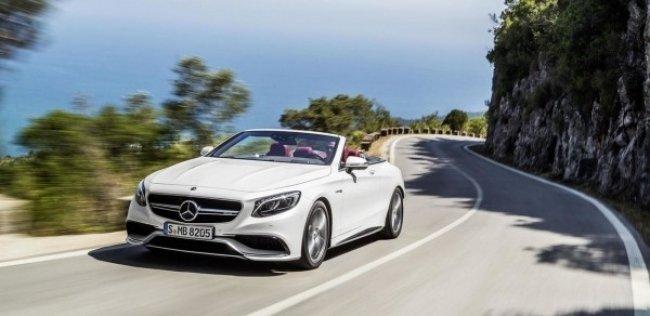 Mercedes-Benz объявил цены на S-Class Cabriolet