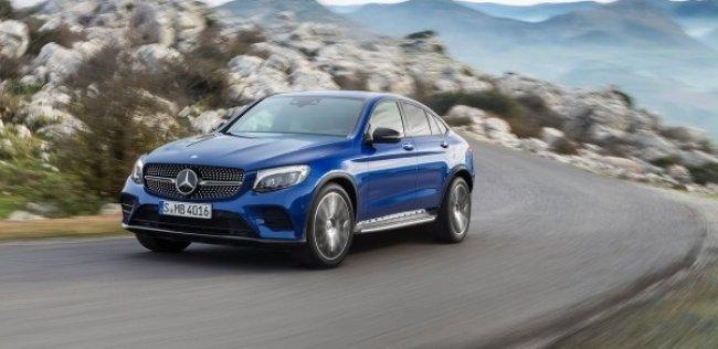У Mercedes-Benz лучшие продажи в марте