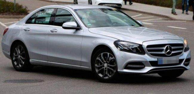 Mercedes-Benz обновит седан C-Class в 2017 году
