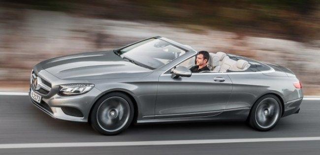 Mercedes-Benz объявил цены на новый кабриолет S-Class