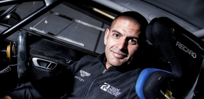 Ведущий нового Top Gear стал пилотом Bentley в гонках на выносливость