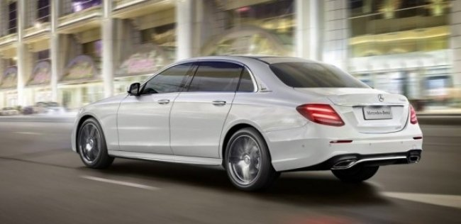 Mercedes-Benz увеличил продажи на 10,8%