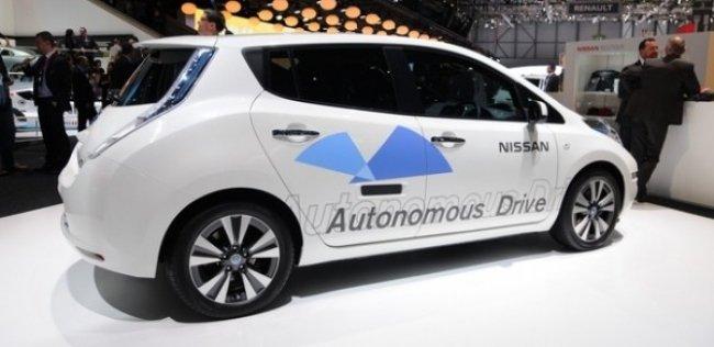 Мадрид купил 110 электрических такси Nissan LEAF
