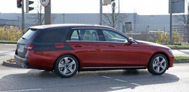 Названа дата премьеры нового универсала Mercedes-Benz E-Class