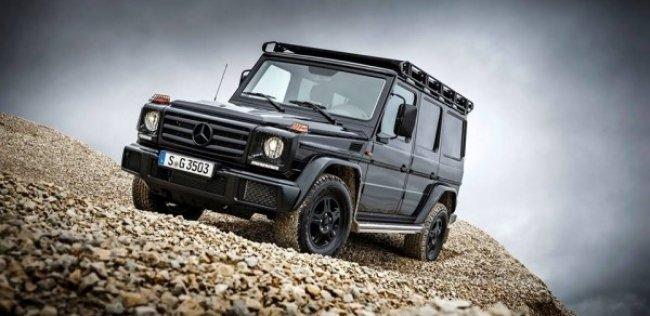 Mercedes-Benz расширяет модельный ряд G-Class