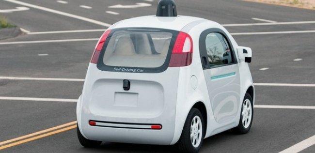Автомобили Google научились сигналить